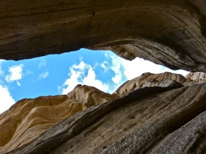 Tent Rocks Canyon