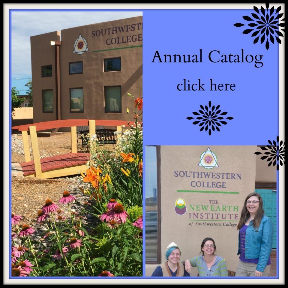 Annual Catalog Click here collage