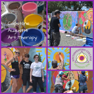 Capstone August'14Art Therapy