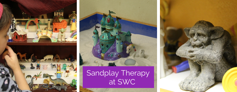 Sandplay Therapyat SWC