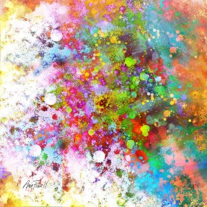abstract-art-color-splash-on-square-ann-powell