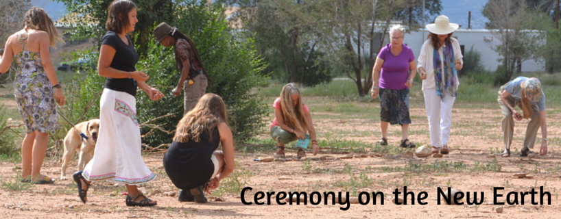 ceremony on the new earth